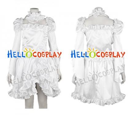 Rozen Maiden Kirakishou Cosplay Costume Lolita Dress