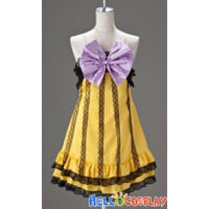 Vocaloid 2 Project DIVA 2nd Kagamine Rin Costume Cheerful Candy