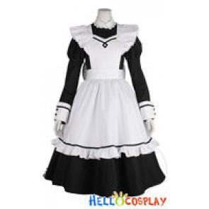 Cosplay Classical Girl Maid Dress