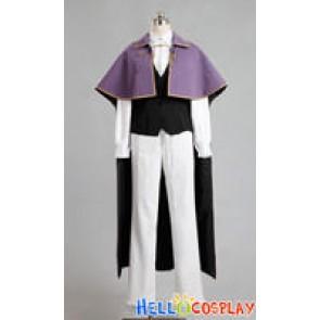 Inu x Boku SS Cosplay Kagerou Shoukiin Costume
