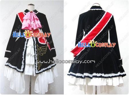 Umineko No Naku Koro Ni Cosplay Maria Ushiromiya Dress