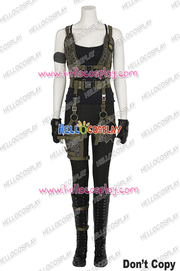 Resident Evil The Final Chapter Alice Cosplay Costume ...  sc 1 st  Hello Cosplay & Resident Evil: The Final Chapter Alice Cosplay Costume