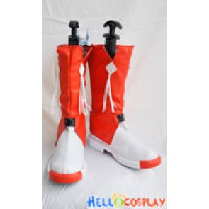 Vocaloid 2 Cosplay Ling Caiyin Boots