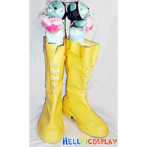 Alice In The Country Of Hearts Cosplay Elliot March Boots