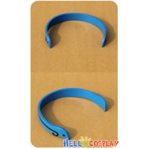 Accel World Cosplay Fuuko Kurasaki Blue Headwear Prop