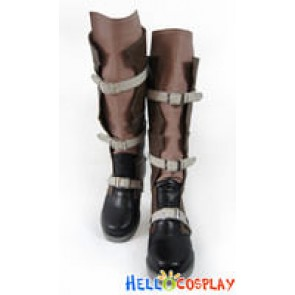 Final Fantasy XIII Cosplay Lightning Boots