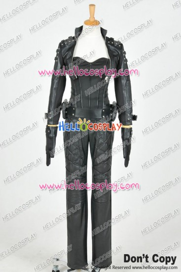 Green Arrow Black Canary Sara Lance Cosplay Costume