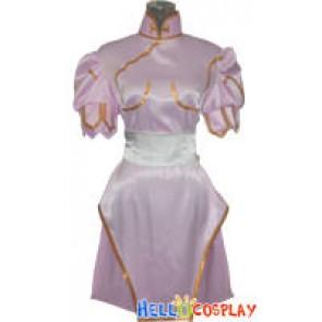Street Fighter Cosplay Chun Li Dress
