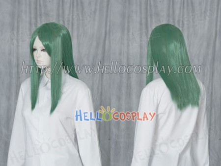 Green 50cm Cosplay Straight Wig