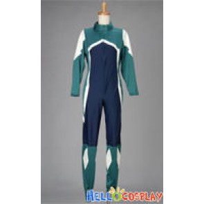 Mobile Suit Gundam 00 Cosplay Costume Lockon Stratos Uniform