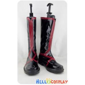 Shakugan No Shana Cosplay Yuji Sakai Black Boots