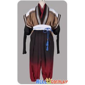Hakuōki Hakuouki Reimeiroku Cosplay Ibuki Ryunosuke Kimono Costume