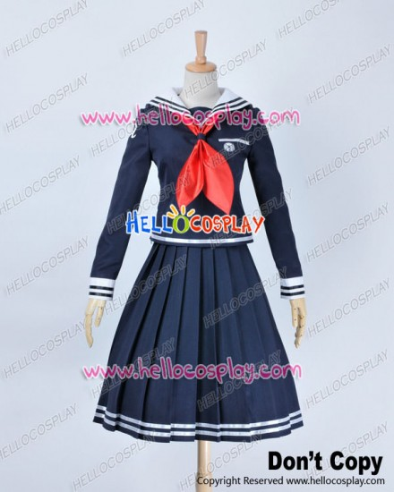 Danganronpa Cosplay Touko Fukawa School Girl Uniform Costume