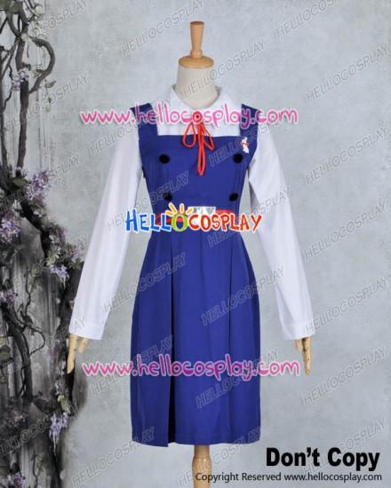 Tamako Market Cosplay Tamako Kitashirakawa Costume Dress Uniform