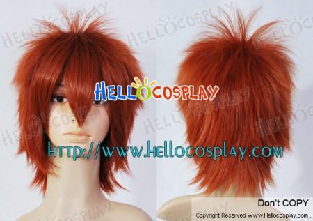 Cardcaptor Sakura Cosplay Syaoran Li Wig