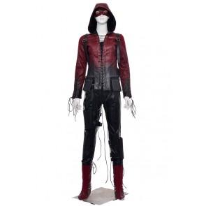 Green Arrow Red Arrow Queen Speedy Thea Cosplay Costume