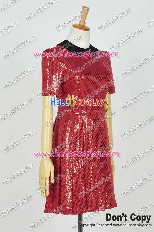 ... Doctor 8 Clara Oswald Dress Cosplay Costume ... & Doctor 8 Clara Oswald Dress Cosplay Costume - Doctor Costumes