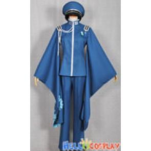 Vocaloid 2 Cosplay Senbonzakura Kaito Costume