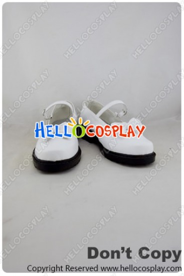 Danganronpa Dangan Ronpa Cosplay Fujisaki Chihiro Shoes