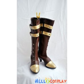 League Of Legends Cosplay Kate Boots