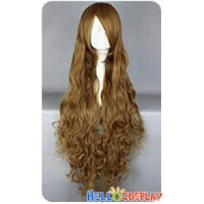 Code Geass Nunnally Vi Britannia Cosplay Wig