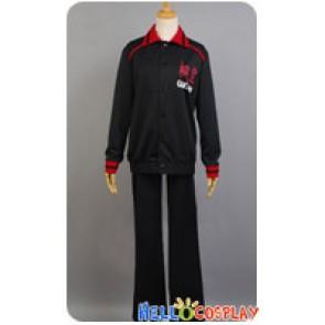 Kuroko Basket Cosplay Too Gakuen School Sportswear Costume