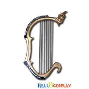 Dynasty Warriors 6 Cosplay Cai Wenji Sai Bunki Harp Prop