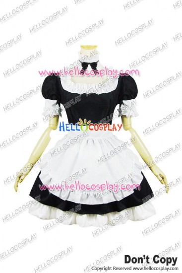 Fate Stay Night Cosplay Saber Maid Dress