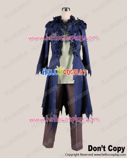 IB Mary And Garry Game Cosplay Garry Costume