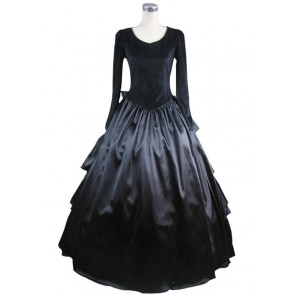 Victorian Lolita Civil War Elegant Gothic Lolita Dress