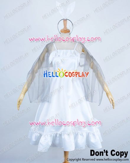 Vocaloid 2 Cosplay Synchronicity Kagamine Rin Costume Dress