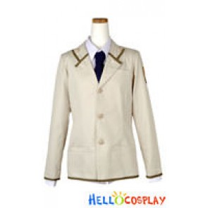 Angel Beats! Cosplay School Boy Uniform