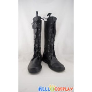 Kateyo Hitman Reborn Cosplay Shoes Colonnello Boots