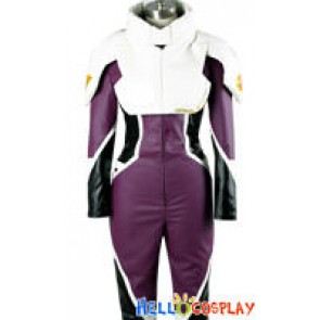 Athrun Zala Z.A.F.T Mobile Suit Uniform From Gundam Seed