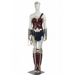 Batman v Superman Dawn of Justice Wonder Woman Cosplay Costume