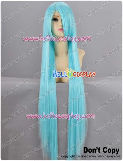 Light Blue Long Cosplay Wig