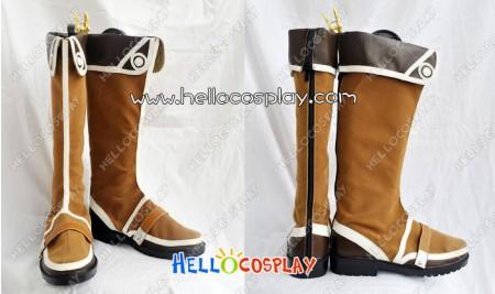 Ys Origin Cosplay Hugo Fukt Boots
