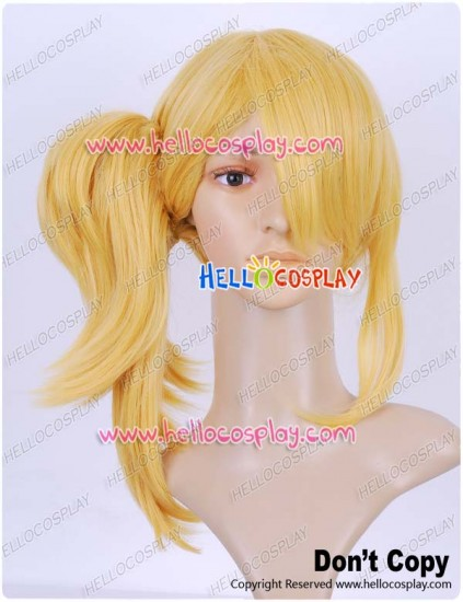Vocaloid Kagamine Rin Ikasama Casino Cosplay Wig