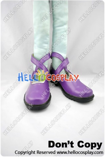 Umineko No Naku Koro Ni Cosplay Zepar Shoes