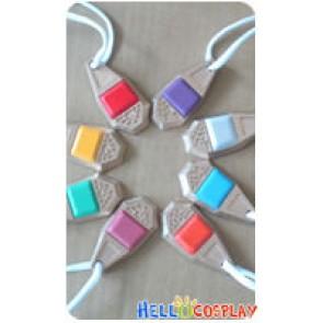 Digital Monster Cosplay Evolution Necklaces Accessories Prop