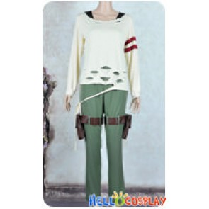 Karneval Cosplay YOGI Uniform Costume Full Set
