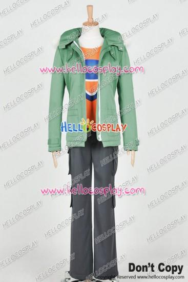 Fairy Tail Cosplay Loke Costume Uniform