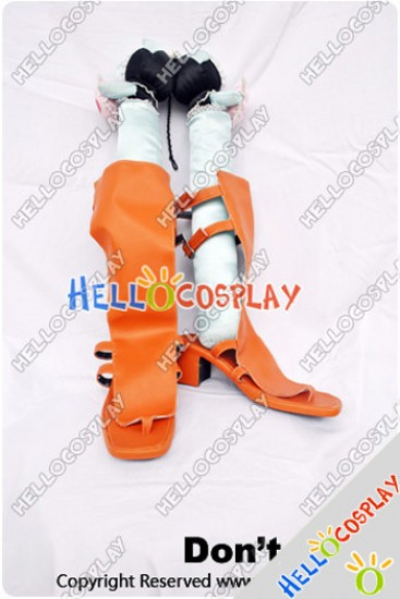 One Piece Cosplay Nami Shoes