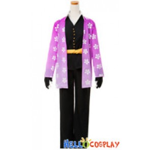 Hakuōki Hakuouki Shinsengumi Kitan Cosplay Heisuke Todo Costume
