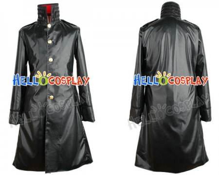 Katekyo Hitman Reborn Mukuro Rokudo Cosplay Costume