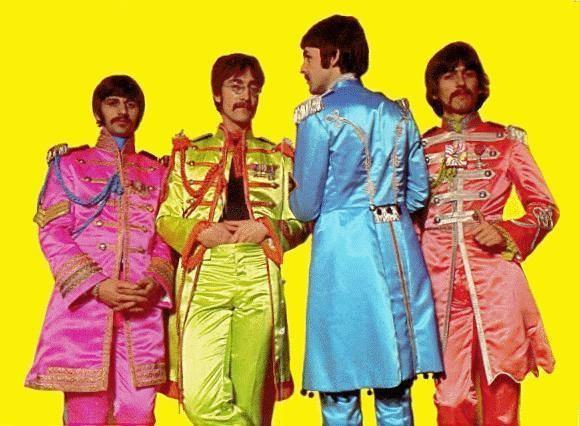 The Beatles Sgt Pepper Costume John Winston Lennon Costume