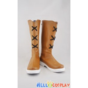 Axis Powers Hetalia Cosplay Shoes Raivis Galante Boots