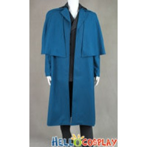 Dark Shadows 2012 Johnny Depp Barnabas Collins Coat Costume Suit