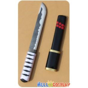 Sengoku Basara Devil Kings Cosplay Sasuke Sarutobi Dagger Stiletto Weapon Prop
