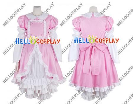 Rozen Maiden Souseiseki Cosplay Costume Lolita Dress